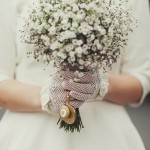 Os modelos de flores pequenas são mais recomendados para mulheres sem muita altura. (Foto: divulgação)