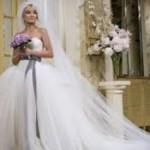 A escolha pelo vestido ideal, dependerá da cerimônia e do horário do casamento. (Foto: divulgação)