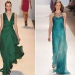 Escolha o vestido de cor mais adequada. (Foto: divulgação)