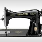 Máquina de costura Singer. (Foto:Divulgação)