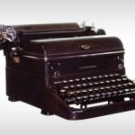 Máquina de escrever. (Foto:Divulgação)