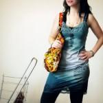 Visual moderno, com slip dress (Foto: Divulgação)