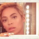 Cabelo curto de Beyoncé fotos
