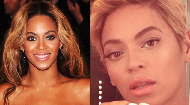 Beyoncé renunciou ao cabelo longo e volumoso. (Foto:Divulgação)