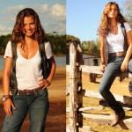 """As mulheres podem incorporar o visual """"cowgirl"""", sem abrir mão do conforto. (Foto:Divulgação)"""