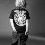 Camiseta preta com caveira para meninos (Foto: Divulgação)
