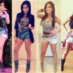 Anitta está lançando moda com os seus shortinhos. (Foto:Divulgação)