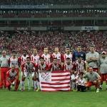 O Náutico passou a jogar na Arena Pernambuco, após a Copa das Confederações (Foto: Divulgação)