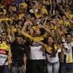De volta à elite, o Criciúma tenta se recuperar no Brasileirão (Foto: Divulgação)