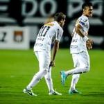 Com a venda de Neymar para o Barcelona, o argentino Montillo passou a ser a principal estrela do Santos (Foto: Divulgação)