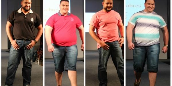 Moda Masculina Plus Size colorida (Foto Divulgação: Tamanhos Nobre)