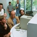 """Já no longa """"Piratas do Vale do Silício"""", é possível conhecer um pouco mais do surgimento da Apple e da Microsoft (Foto: Divulgação)"""