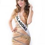 Miss Alagoas: Nicole Rosa. (Foto:Divulgação)