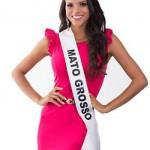 Miss Mato Grosso: Jakelyne Silva. (Foto:Divulgação)