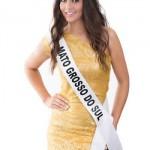 Miss Mato Grosso do Sul: Patrícia Isabel. (Foto:Divulgação)