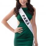 Miss Pará: Anne Carolline Vieira. (Foto:Divulgação)