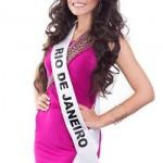 Miss Rio de Janeiro: Orama Nunes. (Foto:Divulgação)