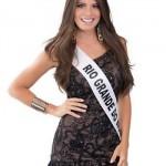 Miss Rio Grande do Norte: Cristina Silva. (Foto:Divulgação)