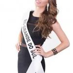 Miss Rio Grande do Sul: Vitória Centenaro.