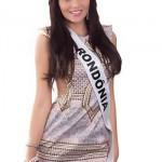Miss Rondônia: Jeane Aguiar. (Foto:Divulgação)