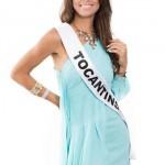 Miss Tocantins: Wiolana Brito. (Foto:Divulgação)