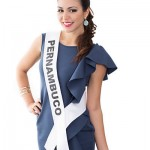 Miss Pernambuco: Helena Rios. (Foto:Divulgação)