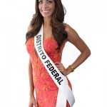 Miss Distrito Federal: Nathalia Costa. (Foto:Divulgação)