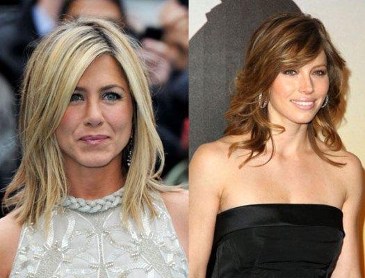 Franjas curtas, médias ou longas também são tendências para cabelos médios (Foto: Divulgação)