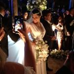 Ellen Cardoso de noiva (Foto: Divulgação)