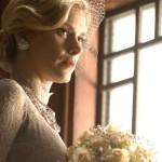 O vestido de noiva valoriza as tendências dos anos 30. (Foto:Divulgação)