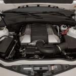 O motor é o V8 de 6.2 litros, capaz de gerar 406 cv de potência (Foto: Divulgação)
