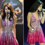 Selena é referência de moda para as adolescentes. (Foto:Divulgação)