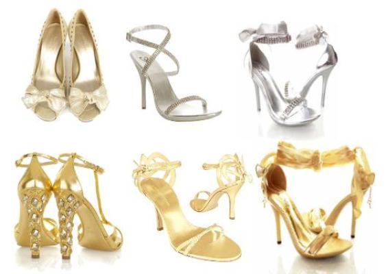 Modelos que combinam com todos os tipos de vestido (Foto: Divulgação)
