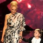 Filhos dos famosos 03 Gwen Stefani e Gavin Rossdale