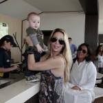 Olha o filho de Daniele Winits e Jonatas Faro bebê (Foto: Divulgação)