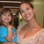 Luiza Valderato e Alberto Blanco tiveram essa menina linda (Foto: Divulgação)