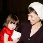 Katie Homes e Tom Cruise são os pais de Cury (Foto: Divulgação)