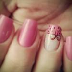 Unhas decoradas em tons de rosa: fotos, modelos