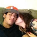 Primeira foto que deu a entender que estavam namorando (Foto: Divulgação)