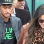 Neymar está na Espanha (Foto: Divulgação)