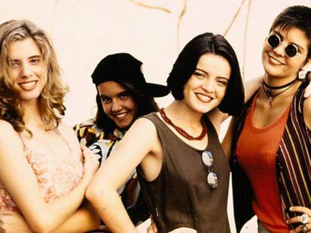 A série Confissões de Adolescente fez muito sucesso nos anos 1990 (Foto: Divulgação)