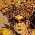 Olha só essa máscara, que linda (Foto: Divulgação)