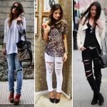 Dicas para usar jeans destruído