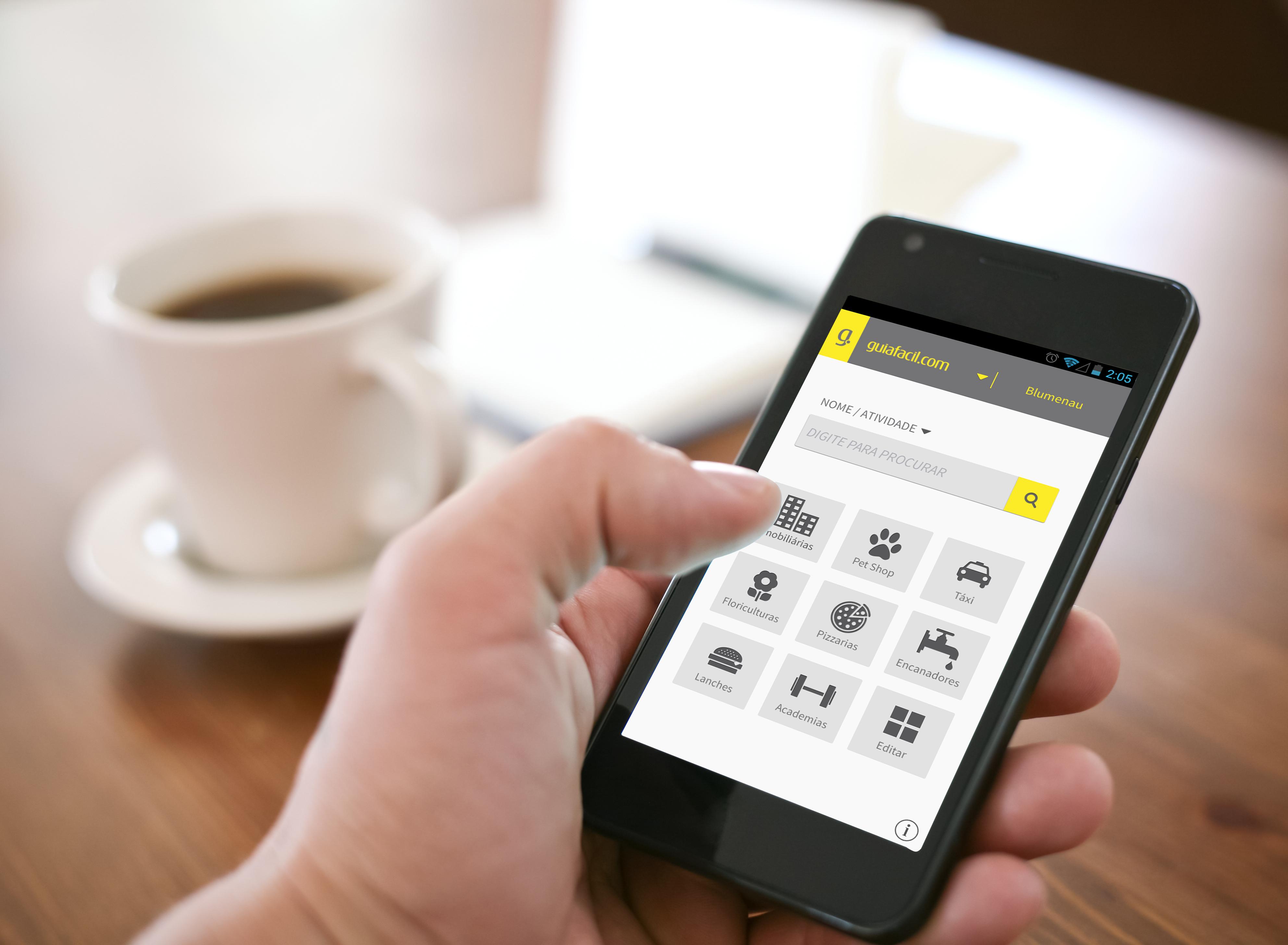 Conheça mais esse aplicativo inusitado (Foto: Divulgação)