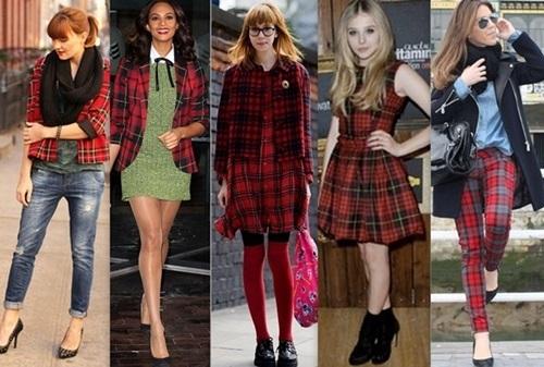 O xadrez volta a tona com diversos modelos super femininos (Foto: Divulgação)