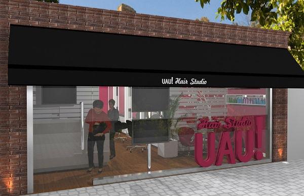 A Uau! Hair Studio é uma das franquias na área de beleza disponíveis atualmente (Foto: Divulgação)