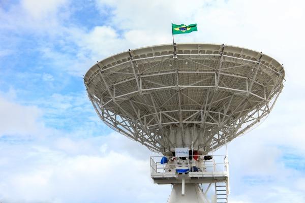 A Agência Espacial Brasileira é sediada em Brasília (Foto: Divulgação)