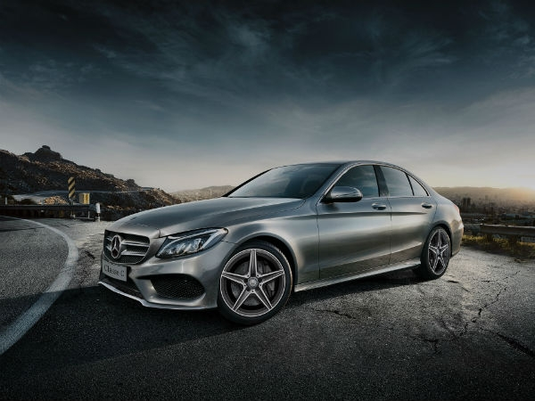Conheça o Novo Mercedes Benz Classe C 2016 (Foto: Divulgação)