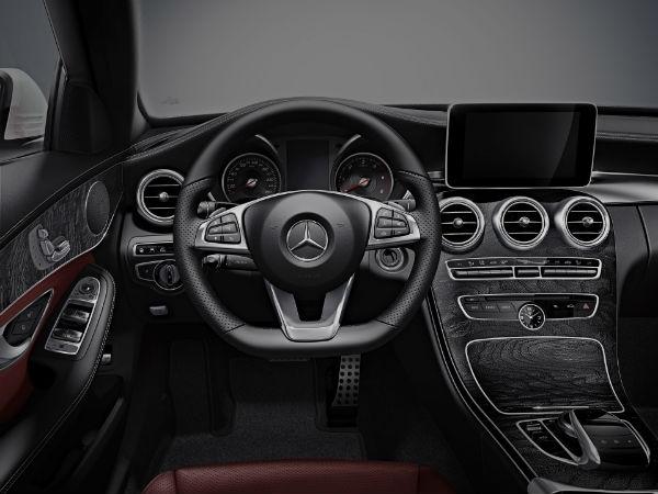 Conheça o novo Mercedes Benz Classe C 2016 (3)