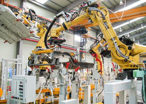 Curso de Automação Industrial (Foto Ilustrativa)